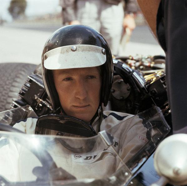 Jochen Rindt, portrait.World Copyright: LAT Photographic.Ref: Colour Transparency.