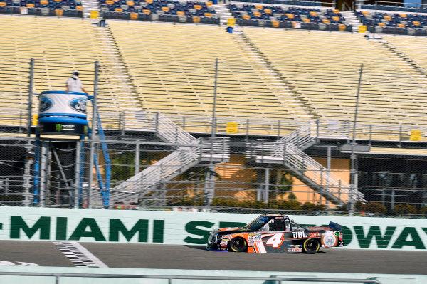 NASCAR Camping World Truck Series Ford EcoBoost 200 Homestead-Miami Speedway, Homestead, FL USA Friday 17 November 2017 Christopher Bell, JBL Toyota Tundra World Copyright: Nigel Kinrade LAT Images