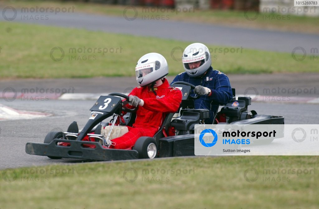 Sutton Motorsport Images Karting Event