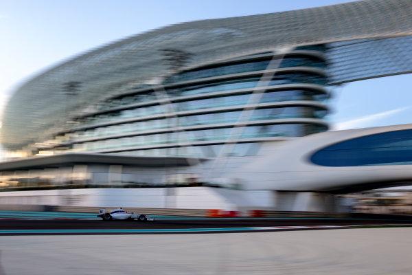 2016 GP3 Series Test 5. Yas Marina Circuit, Abu Dhabi, United Arab Emirates. Wednesday 30 November 2016. Tarun Reddy (IND, Koiranen GP)  Photo: Zak Mauger/GP3 Series Media Service. ref: Digital Image _L0U3434