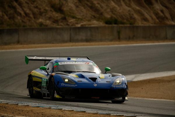 29 April - May 1, 2016, Monterey, California , 80, Viper V10, Dodge GT3-R, GTD, Dan Knox, Mike Skeen ?2016, Michael L. Levitt LAT Photo USA