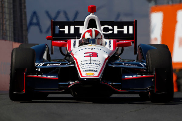 14 July, 2013,  Toronto, Ontario, CAN Helio Castroneves ©2013, Phillip Abbott LAT Photo USA