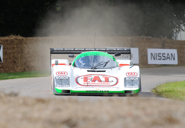 Goodwood Estate, West Sussex, 12th - 13th July 2008 