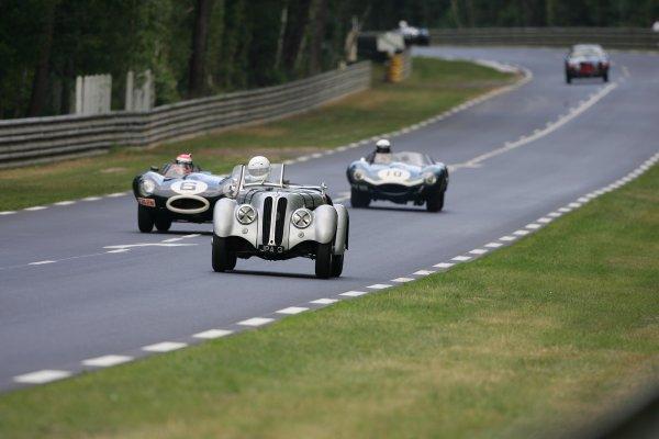 June 13 - 19, 2005, Le Mans, FranceLegends cars in action Copyright 2005, Richard Dole, LAT Photographic
