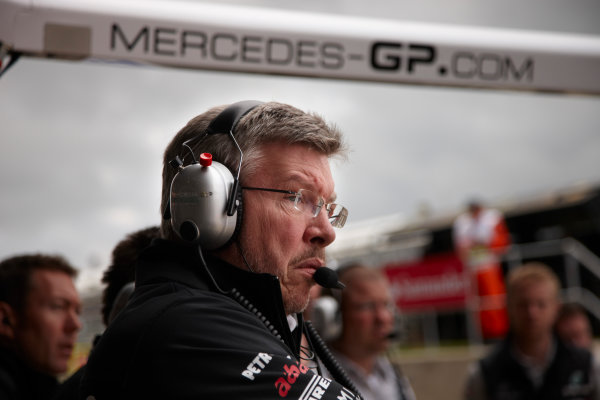 Silverstone, Northamptonshire, England
