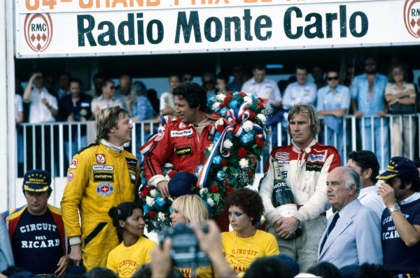 Paul Ricard, Le Castellet, France. 30th June -2nd July 1978.