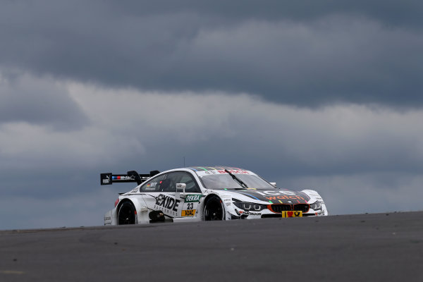 2014 DTM Championship Round 7 - Nurburgring, Germany 15th - 17th August 2014 Marco Wittmann (GER) BMW Team RMG BMW M4 DTM World Copyright: XPB Images / LAT Photographic  ref: Digital Image 3257331_HiRes
