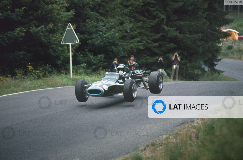 Nurburgring, Germany. 6 August 1967. 
