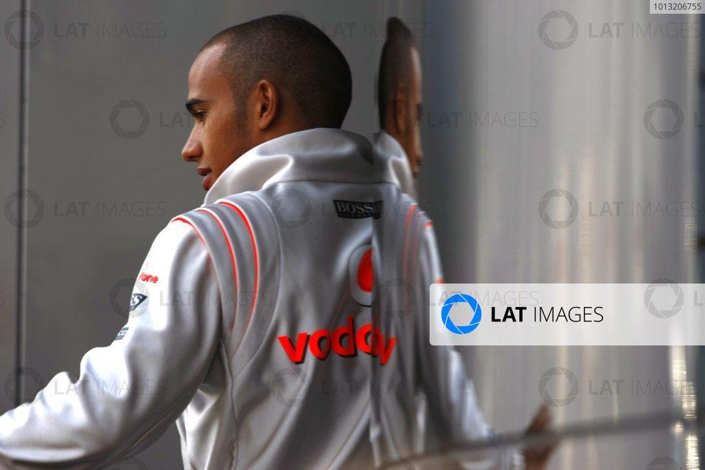 2008 Turkish Grand Prix - Friday