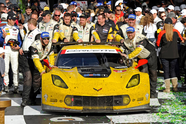22-25 January, 2015, Daytona Beach, Florida USA Rolling into VL. 3, Chevrolet, Corvette C7.R, GTLM, Jan Magnussen, Antonio Garcia, Ryan Briscoe ?2015, F. Peirce Williams LAT Photo USA