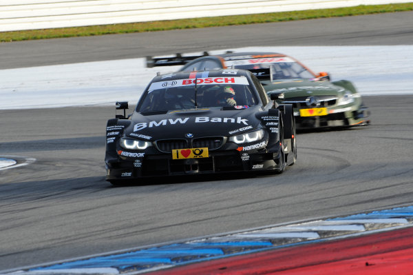 2014 DTM Championship Round 10 - Hockenheim, Germany 17th - 19th October 2014 Bruno Spengler (CAN) BMW Team Schnitzer, BMW M4 DTM World Copyright: XPB Images / LAT Photographic  ref: Digital Image 3353289_HiRes