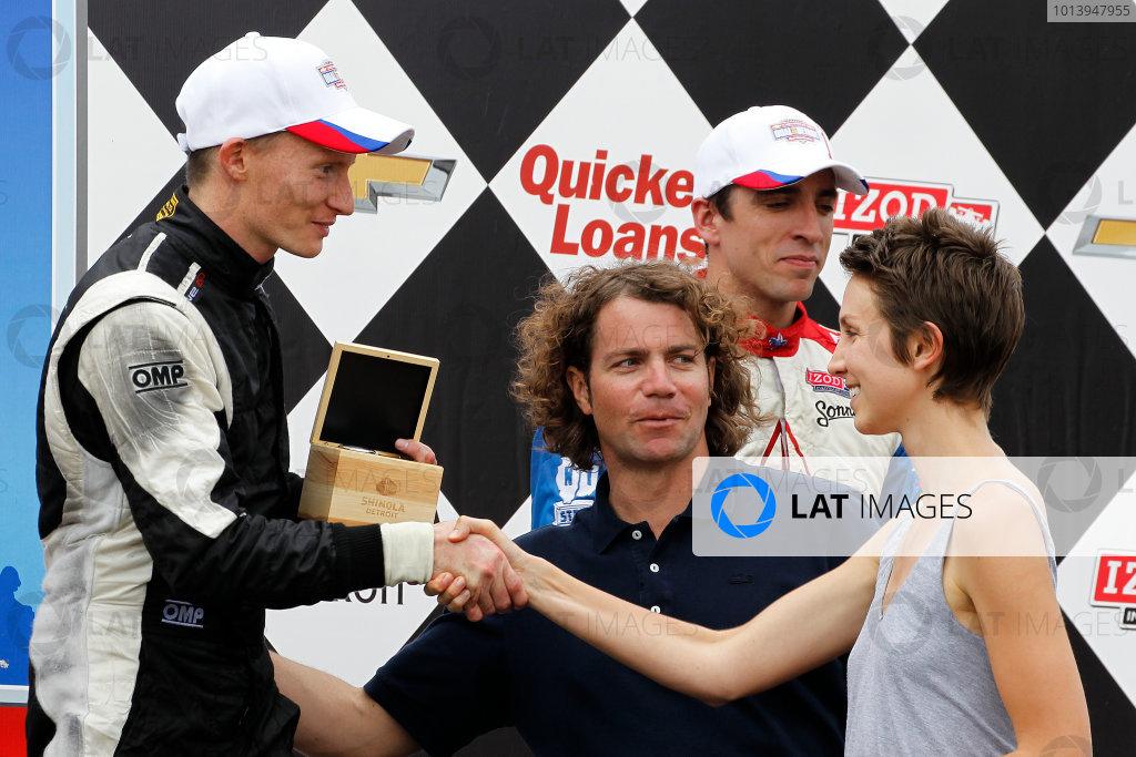 2013 IndyCar Detroit Belle Isle Race 1 Priority