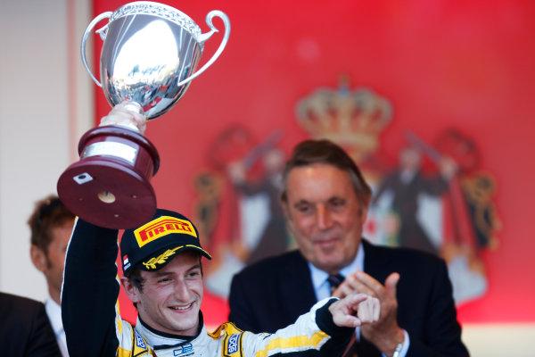 2014 GP2 Series Round 3 - Race 2 Monte Carlo, Monaco. Saturday 24 May 2014. Stephane Richelmi (MON, DAMS)  Photo: Alastair Staley/GP2 Series Media Service. ref: Digital Image _79P3982