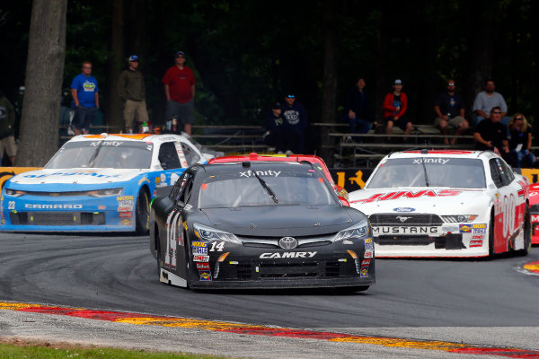 NASCAR XFINITY Series Johnsonville 180 Road America, Elkhart Lake, WI USA Sunday 27 August 2017 JJ Yeley, TriStar Motorsports Toyota Camry World Copyright: Russell LaBounty LAT Images