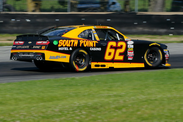 NASCAR XFINITY Series Mid-Ohio Challenge Mid-Ohio Sports Car Course, Lexington, OH USA Saturday 12 August 2017 Brendan Gaughan, South Point Hotel & Casino Chevrolet Camaro World Copyright: Russell LaBounty LAT Images