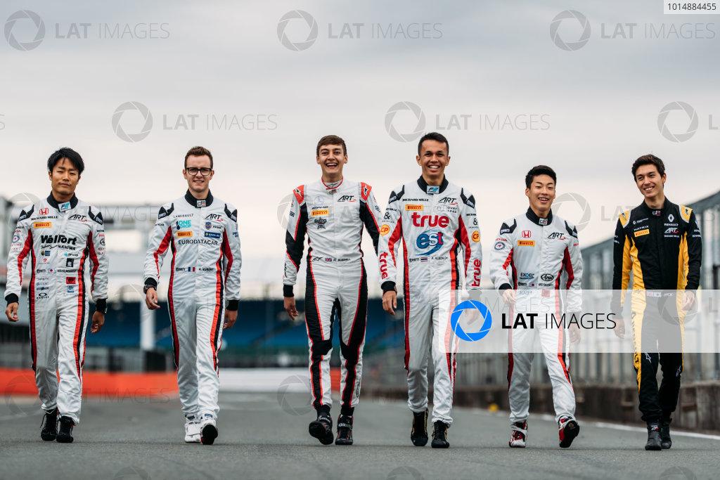 Round 3 - Silverstone, Great Britain