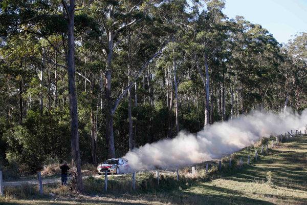 2013 FIA World Rally Championship Round 10, Rally Australia, 12th-15th September 2013. Sebastien Loeb, Citroen. Worldwide Copyright: McKlein/LAT