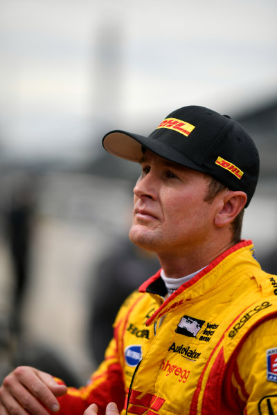 Verizon IndyCar Series IndyCar Grand Prix Indianapolis Motor Speedway, Indianapolis, IN USA Friday 12 May 2017 Ryan Hunter-Reay, Andretti Autosport Honda World Copyright: Scott R LePage LAT Images ref: Digital Image lepage-170512-indy-0310