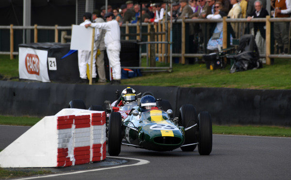 Glover Trophy Andy Middlehurst Lotus 25