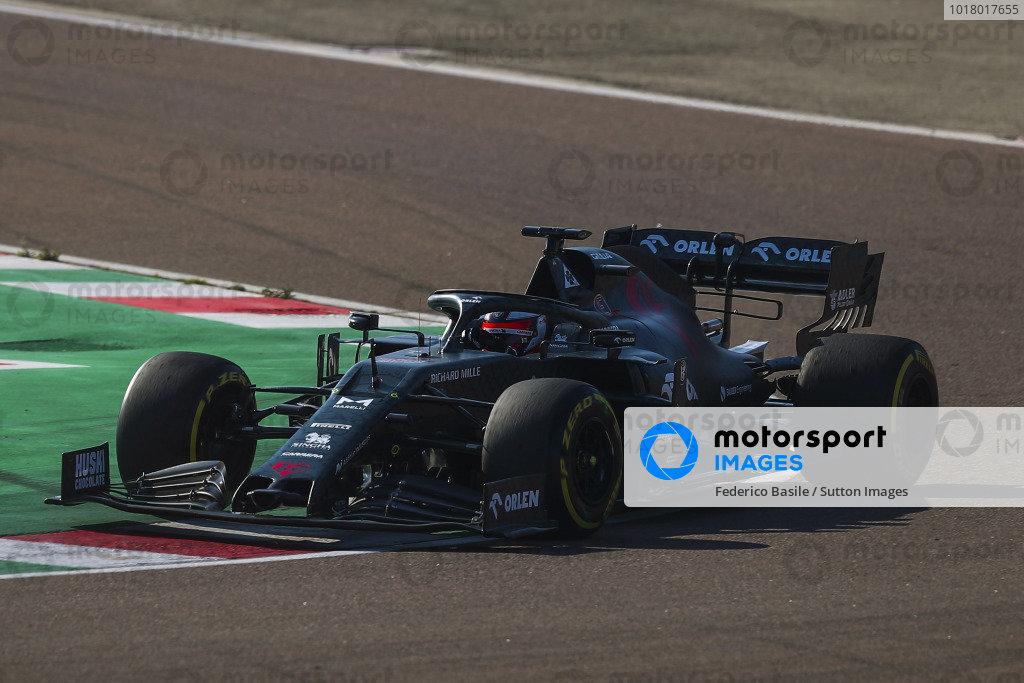 KimI Raikkonen, Alfa Romeo Racing-Ferrari C39