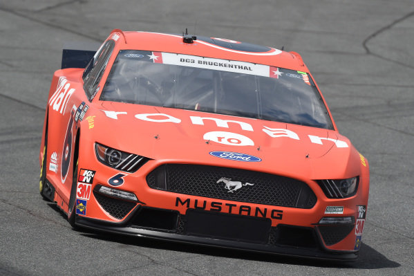 Ryan Newman Roush Fenway Racing Ford Roman, Copyright: Jared C. Tilton/Getty Images.