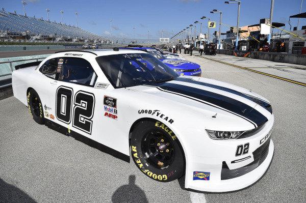 #02: Brett Moffitt, Our Motorsports, Chevrolet Camaro
