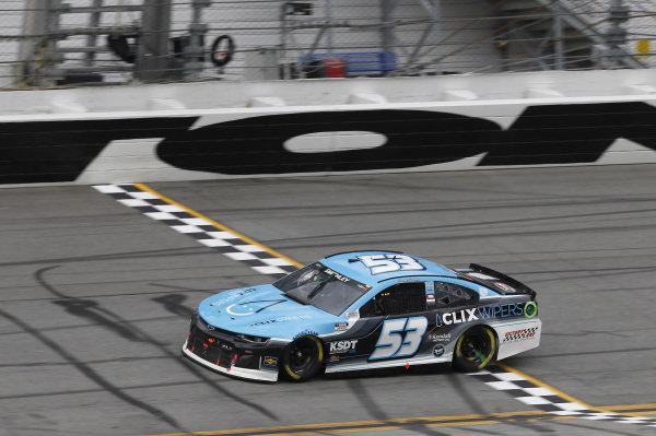 #53: Joey Gase, Rick Ware Racing, Ford Mustang