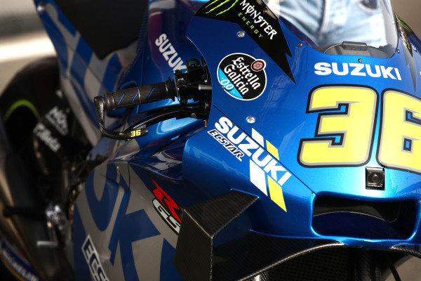 Joan Mir, Team Suzuki MotoGP's Suzuki.