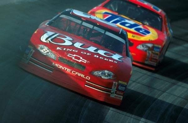 Dale Earhardt Jr. (USA) Chevrolet finished the race in 7th place.Atlanta, USA. 18 November 2001.BEST IMAGE