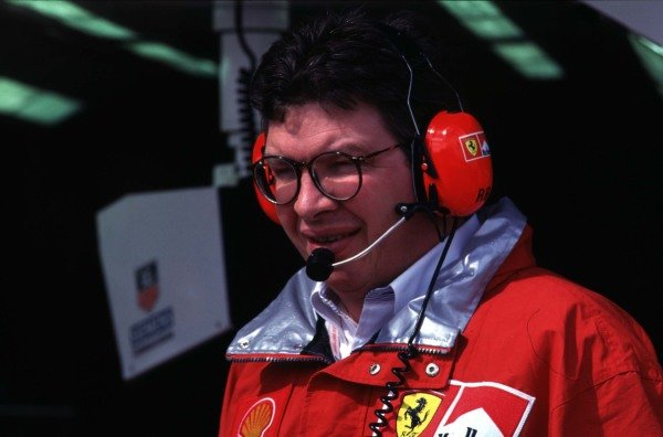 1998 Argentinian Grand Prix. Buenos Aires, Argentina. 10-12 April 1998. Ferrari's Technical Director Ross Brawn. World Copyright - Tee/LAT Photographic
