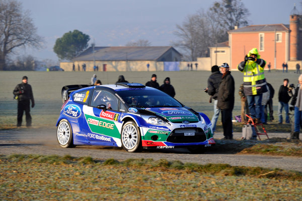 Round 01-Rally Monte Carlo 17-22 January 2012. Jari-Matti Latvala, Ford WRC, Action.Worldwide Copyright: McKlein/LAT