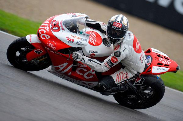 12-14 September, 2008, Indianapolis, Indiana USASylvain Guintoli Alice Ducati Team©2008, Nigel Kinrade, USALAT Photographic