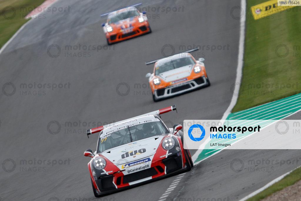 Porsche Carrera Cup GB: Donington Park