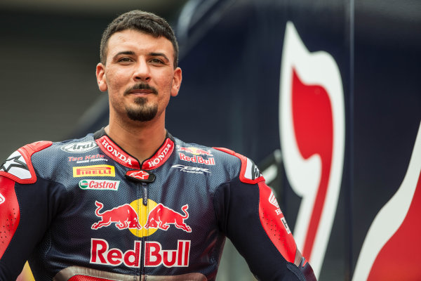 2017 Superbike World Championship - Round 9 Lausitzring, Germany Friday 18 August 2017 Davide Giugliano, Honda World Superbike Team  World Copyright: Gold and Goose / LAT Images ref: Digital Image 687410