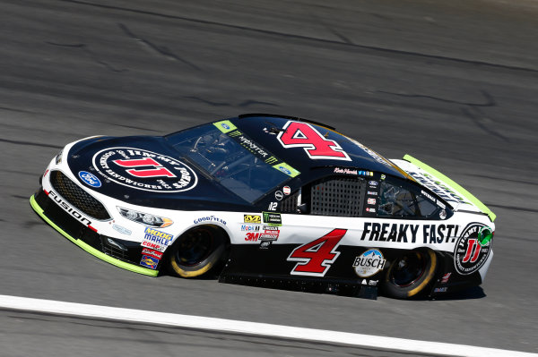 Monster Energy NASCAR Cup Series Bank of America 500 Charlotte Motor Speedway, Concord, NC Friday 6 October 2017 Kevin Harvick, Stewart-Haas Racing, Jimmy John's Ford Fusion World Copyright: Matthew T. Thacker LAT Images