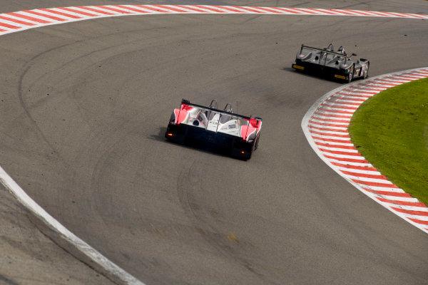 Spa, Belgium. 8th - 10th April 2009. Ranieri Randaccio / Glauco Solieri, (Ranieri Randaccio), Lucchini - Nicholson McLaren. Action.World Copyright: Drew Gibson/LATref: Digital Image _Y8P3883z
