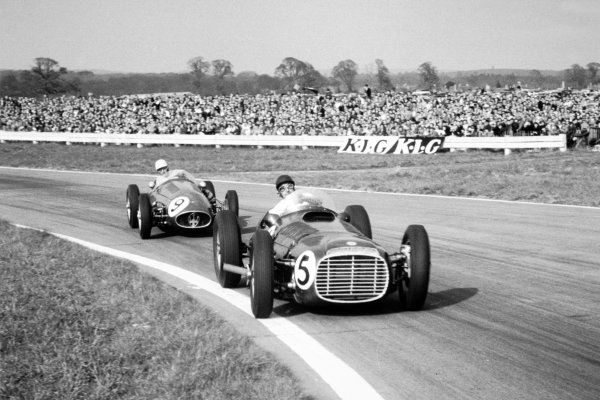 1954 Glover Trophy.
