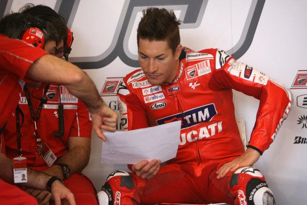 Holland Assen 24-26 June 2010Nicky Hayden Ducati Marlboro Team