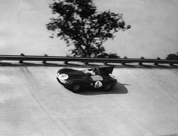 Monza, Italy. 29th June 1957.