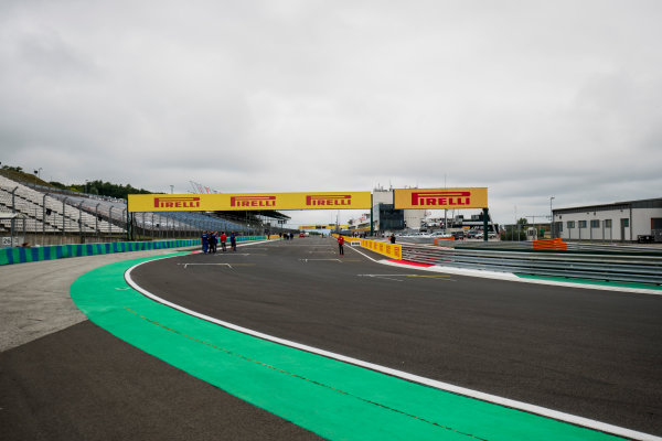 2017 GP3 Series Round 4.  Hungaroring, Budapest, Hungary. Thursday 27 July 2017. A view of the circuit. Photo: Zak Mauger/GP3 Series Media Service. ref: Digital Image _56I0031