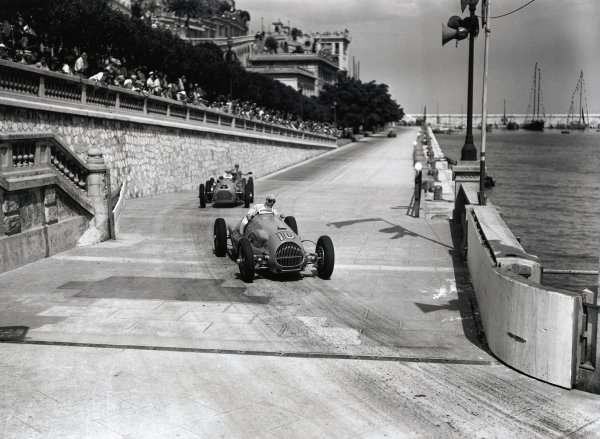 1948 Monaco Grand Prix.