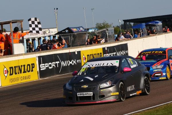 2017 British Touring Car Championship, Thruxton, 6th-7th May 2017,  Dave Newsham (GBR) BTC Norlin Racing Chevrolet Cruze World copyright. JEP/LAT Images