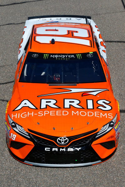 2017 Monster Energy NASCAR Cup Series - Camping World 500 Phoenix International Raceway - Avondale, AZ USA Friday 17 March 2017 Daniel Suarez, ARRIS Toyota Camry World Copyright: Russell LaBounty/LAT Images ref: Digital Image 17PHX1rl_0744