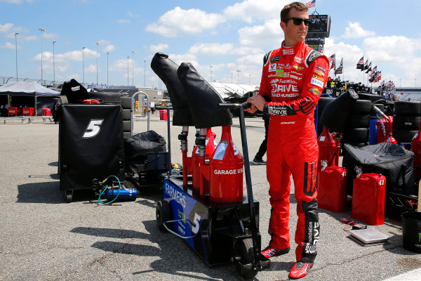 Monster Energy NASCAR Cup Series Toyota Owners 400 Richmond International Raceway, Richmond, VA USA Friday 28 April 2017 Kasey Kahne, Hendrick Motorsports, AARP Drive to End Hunger Chevrolet SS World Copyright: Russell LaBounty LAT Images ref: Digital Image 17RIC1Jrl_0156