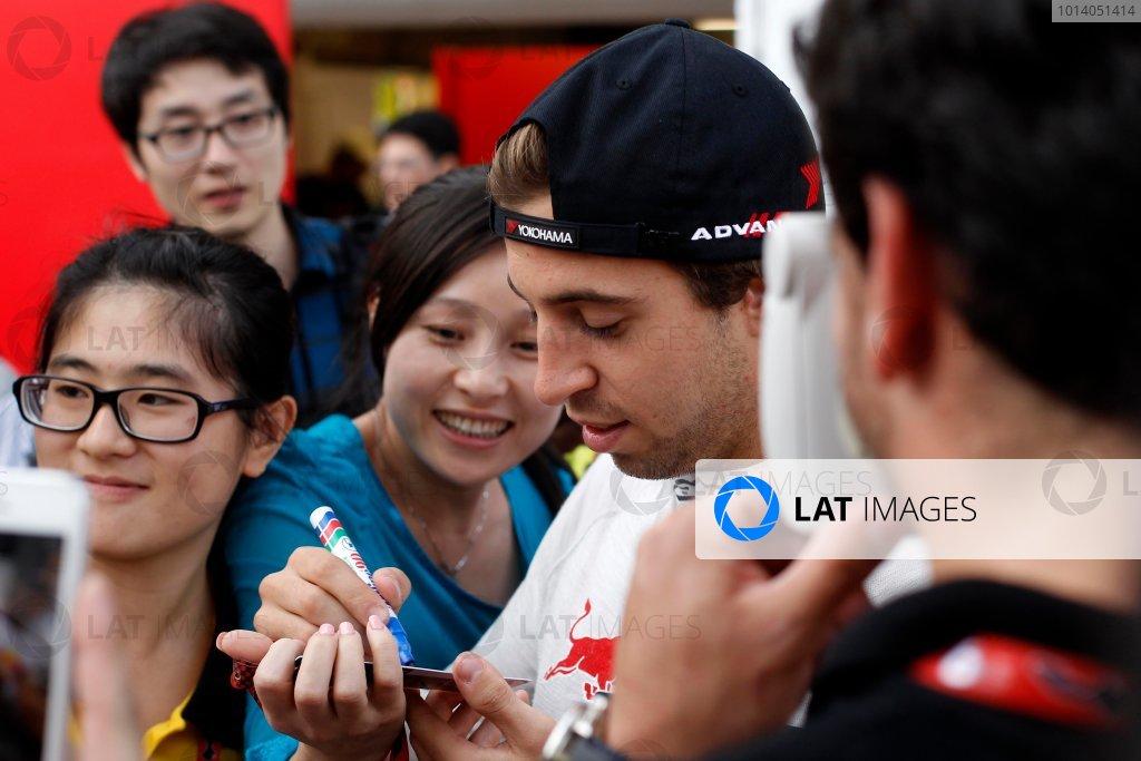 2013 Macau Formula 3 Grand Prix Circuit de Guia, Macau, China Sunday 17 November 2013 António Félix da Costa (POR) Carlin Dallara Volkswagen World Copyright: XPB Images / LAT Photographic  ref: Digital Image 2927187_HiRes