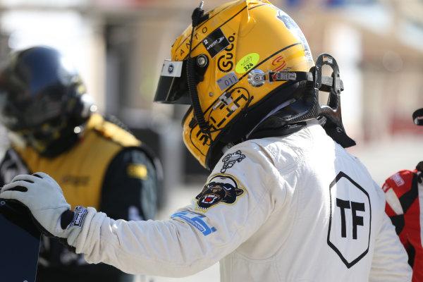 2016 FIA World Endurance Championship Rookie Test, Bahrain International Circuit, 20th November 2016, Sailh Yoluc - Aston Martin Racing World Copyright. Jakob Ebrey/LAT Photographic