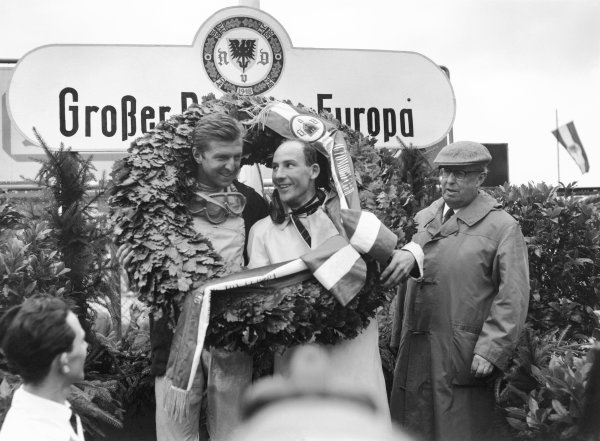 Nurburgring, Germany. 6th August 1961.