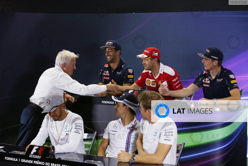 Round 20 - Brazilian Grand Prix