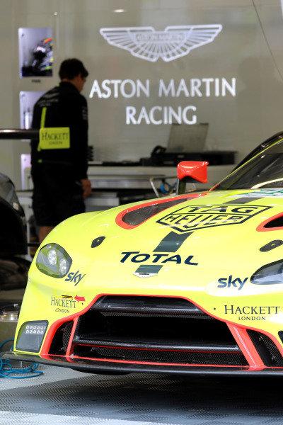 #95 Aston Martin Racing Aston Martin Vantage AMR.