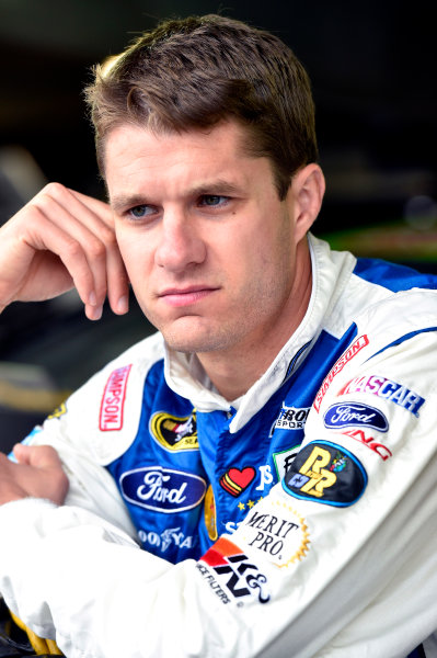 28-30 March, 2014, Martinsville, Virginia USA David Ragan © 2014, Nigel Kinrade LAT Photo USA